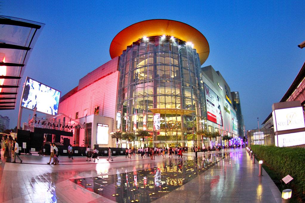 آشنایی با مرکز خرید سیام پاراگون بانکوک