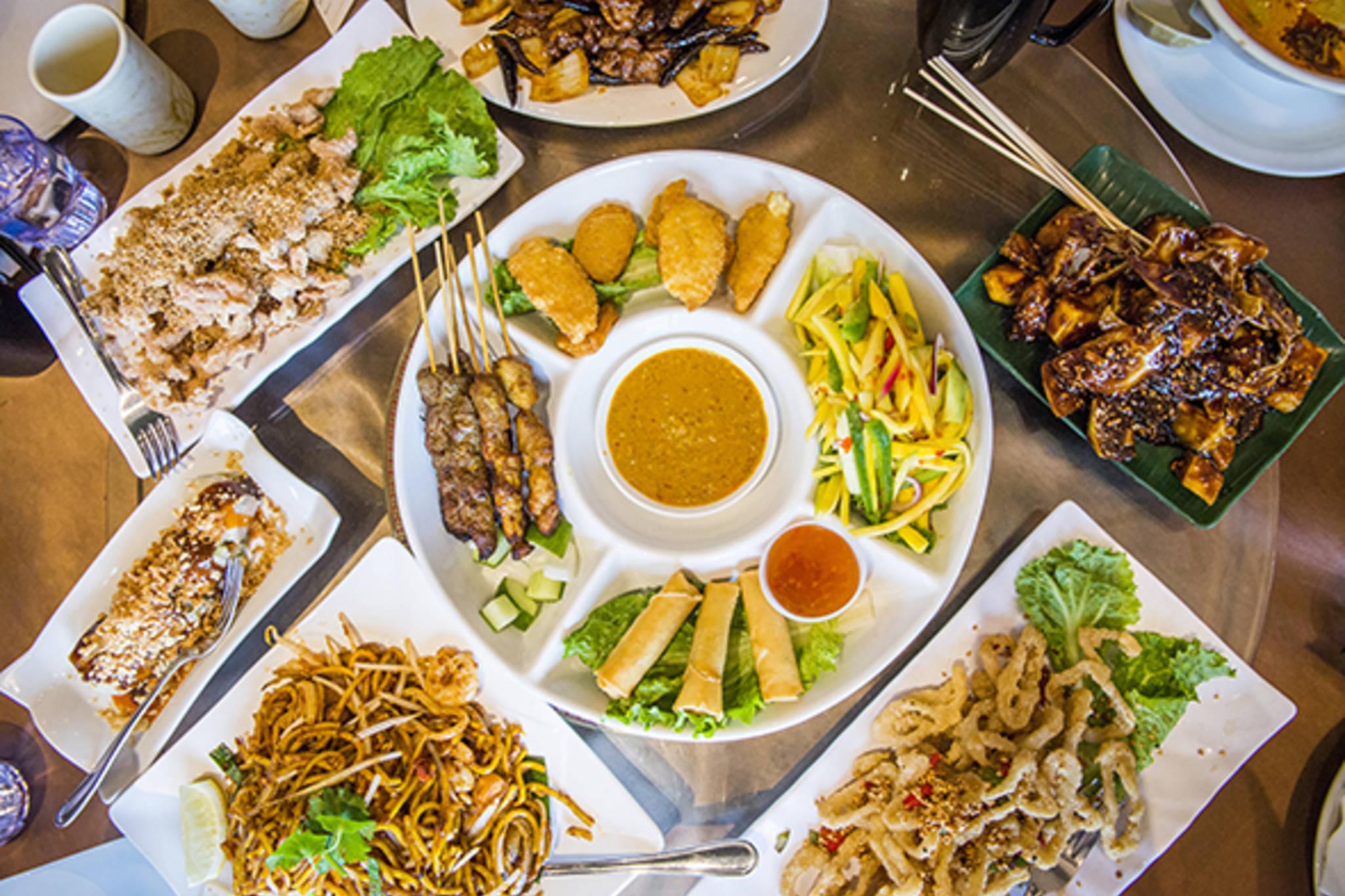غذاهای کشور مالزی