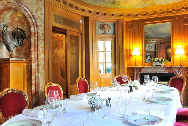 آشنایی با رستورانها میشلن پاریس