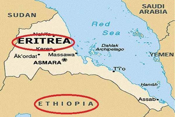 امارات میان اتیوپی و اریتره خط لوله نفت احداث می کند