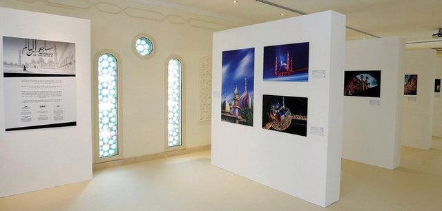 نمایشگاه مساجد جهان در دوبی