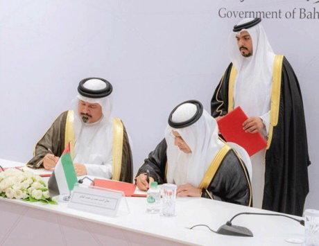 امارات 3.4 میلیارد دلار به بحرین کمک کرد