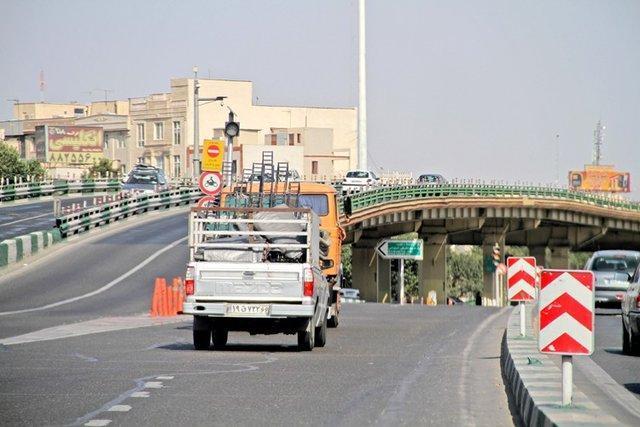 افتتاح پل سبز زندگی و زیرگذر گیشا تا مهر 98