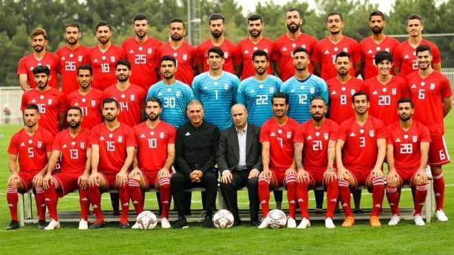 تمجید چینی ها از همدلی بازیکنان ایران