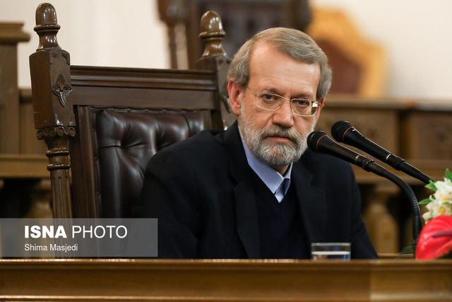 پیغام رئیس مجلس به هشتمین آیین اعطای تندیس ملی فداکاری
