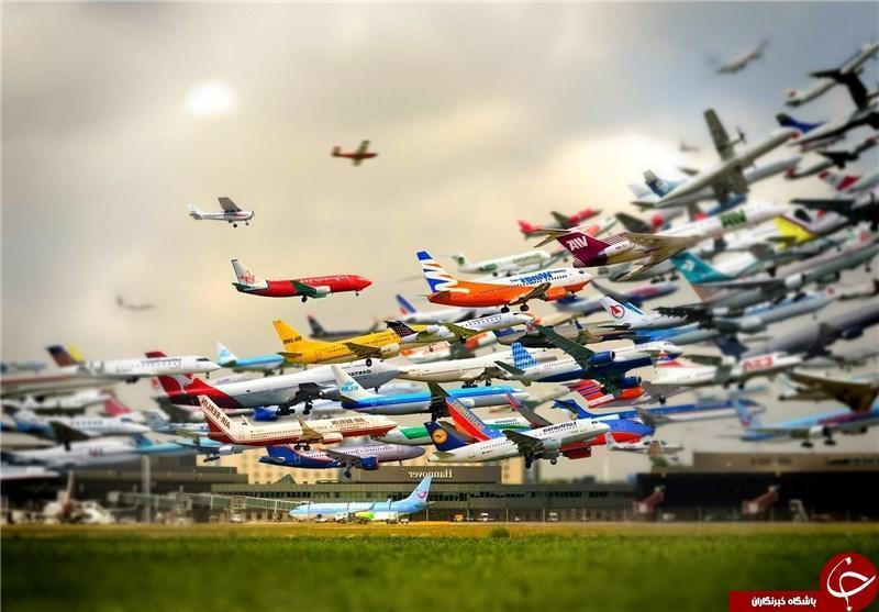 ثروتمندترین شرکت های هواپیمایی جهان را بشناسید