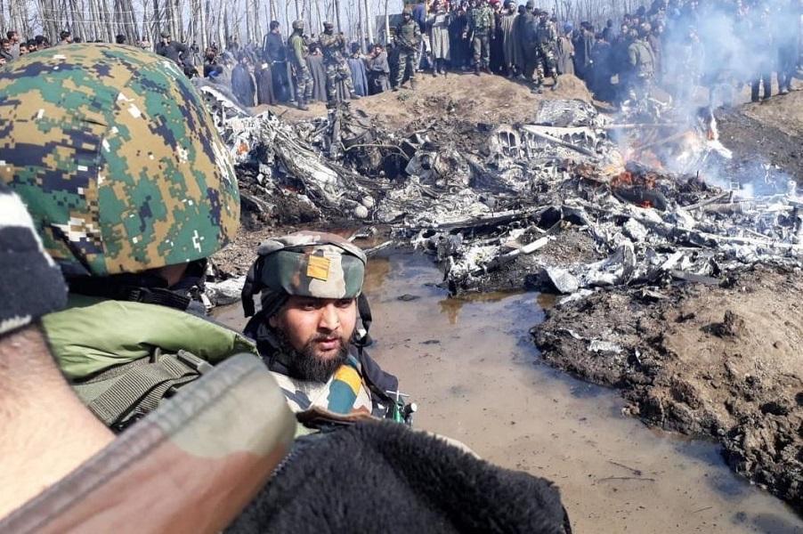 پاکستان با هواپیمای چینی جنگنده های هندی را ساقط کرد