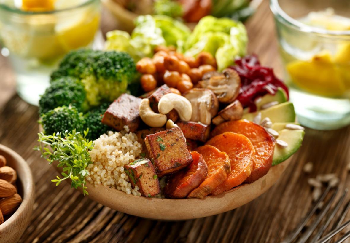 وقتی گیاهخوار می شوید چه اتفاقی در بدنتان می افتد؟