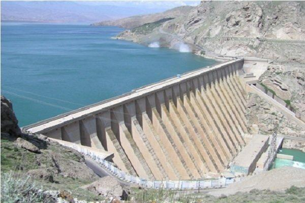 افزایش 21 درصدی ذخیره آب پشت سد سفیدرود