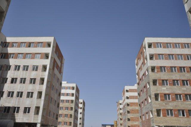 بهره برداری از 1350 واحد مسکونی در شهرستان زرند