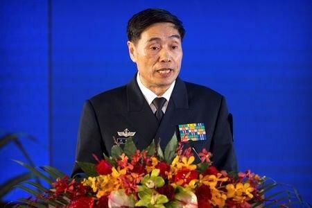 طعنه فرمانده نیروی دریای چین به آمریکا: آزادی دریانوردی، تجاوز به حقوق دیگر کشورها نیست