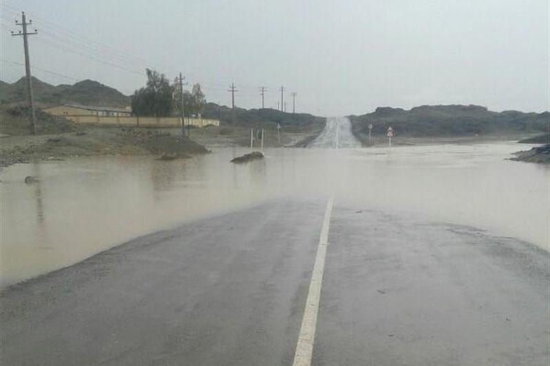 باد و باران ارتباط کامل تلفنی بخش پلان چابهار را قطع کرد