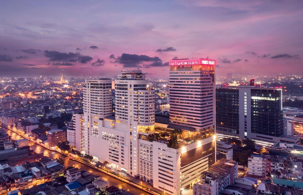 آشنایی با هتل 3 ستاره پرینس پالاس بانکوک (Prince Palace Hotel) تایلند