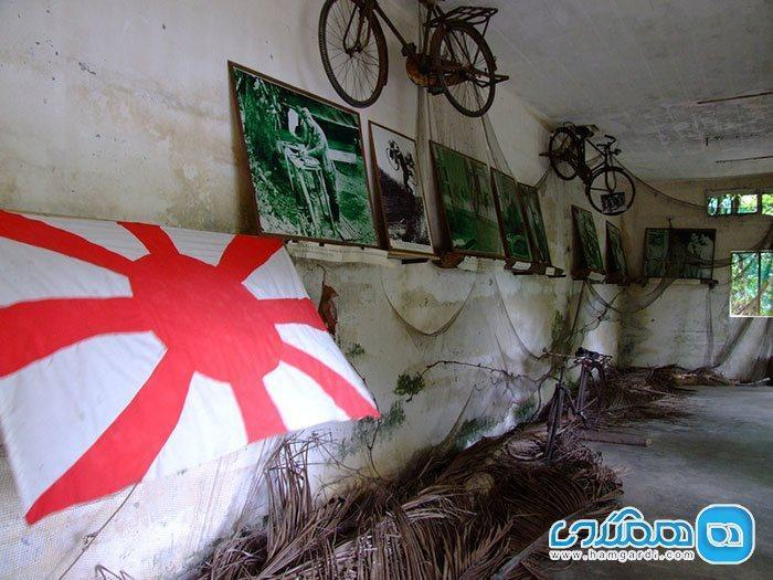 موزه جنگ پنن، مکانی تسخیر شده در مالزی