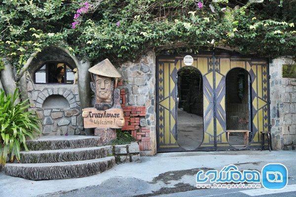 خانه دیوانه، سورئال ترین بنای ویتنام