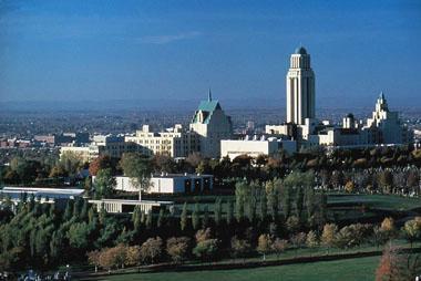 دانشگاه های شهر مونترال