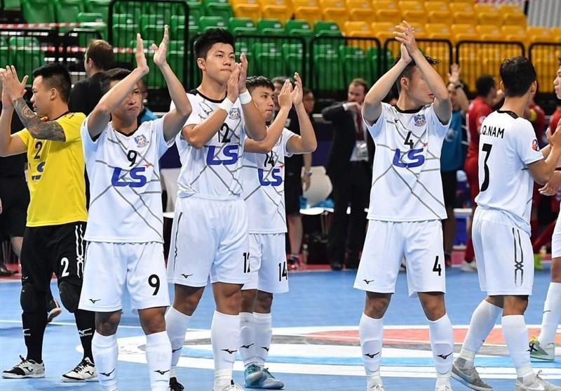 فوتسال قهرمانی باشگاه های آسیا، نماینده ویتنام به مقام سوم رسید