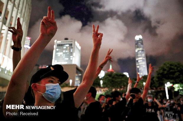 هشدار شدید چین به هنگ کنگ: با بدترین بحران مالی روبرو می شوید