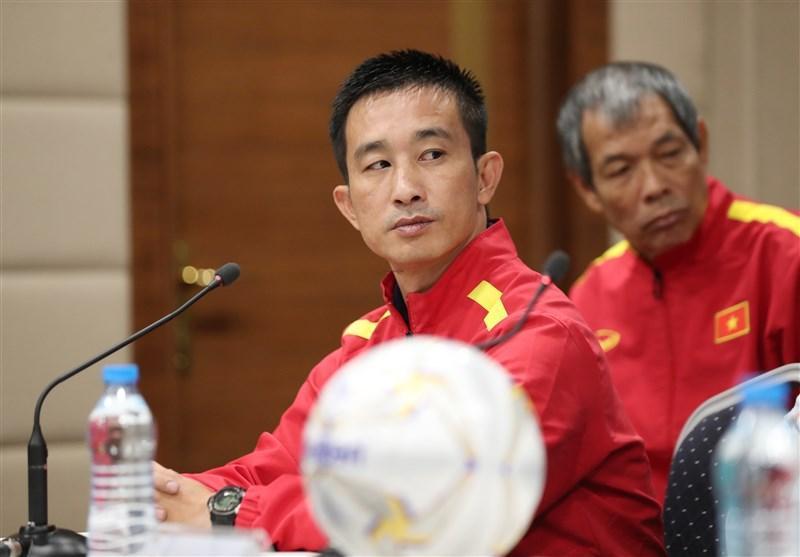 فوتسال قهرمانی زیر 20 سال آسیا، سرمربی ویتنام: با تیمی جوان پا به مسابقات گذاشتیم