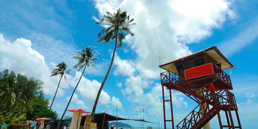 ساحل باتو فرینگی، بهترین ساحل جزیره پنانگ