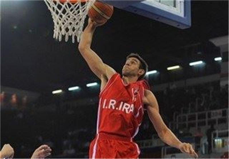 کاظمی موثرترین و کاردوست پرامتیازترین بازیکن ایران مقابل اندونزی
