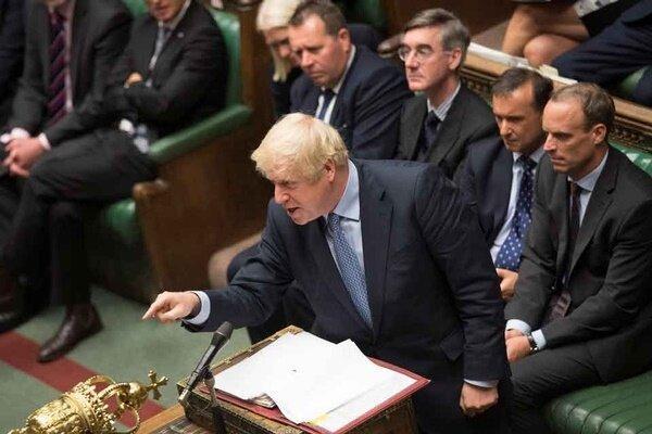 تعلیق مجلس انگلیس لغو شد