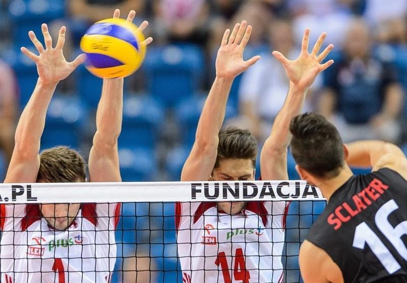 والیبال جام واگنر، حریف ایران از سد کانادا گذشت