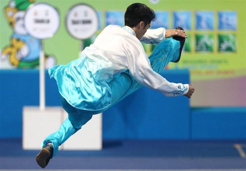 تعداد مدال های طلای تیم ملی ووشوی اندونزی به 2 رسید، نماینده اندونزی قهرمان فرم چی چوان شد