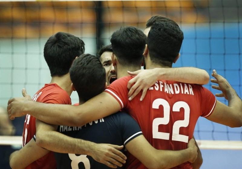 والیبال قهرمانی آسیا، صعود ایران به فینال در بازی جنجالی
