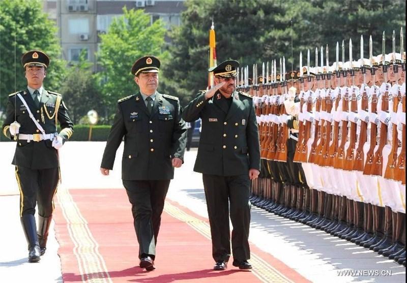 درهای آهنین فرماندهی فضایی چین به روی ایران باز شد
