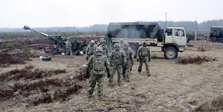 آمریکا 20 هزار نظامی در اروپا مستقر می نماید
