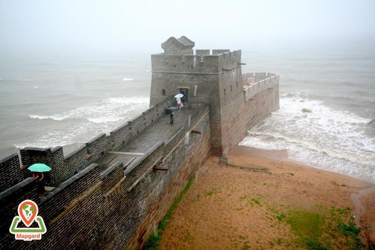 سرانجام ساخت دو برج فانوس دریایی در دریای چین جنوبی توسط پکن
