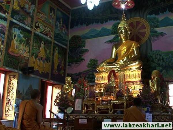 جاذبه های گردشگری و دیدنی بانکوک تایلند