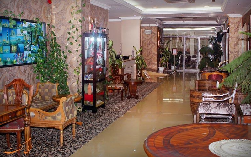 معرفی هتل آپارتمان 3 ستاره دلمون در مسقط، عمان