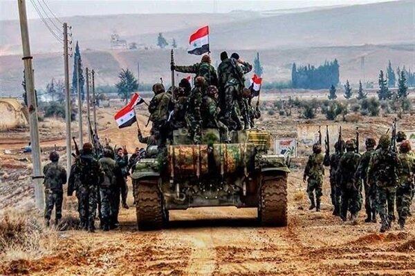 نیروهای ارتش سوریه به مرزهای این کشور با ترکیه رسیدند