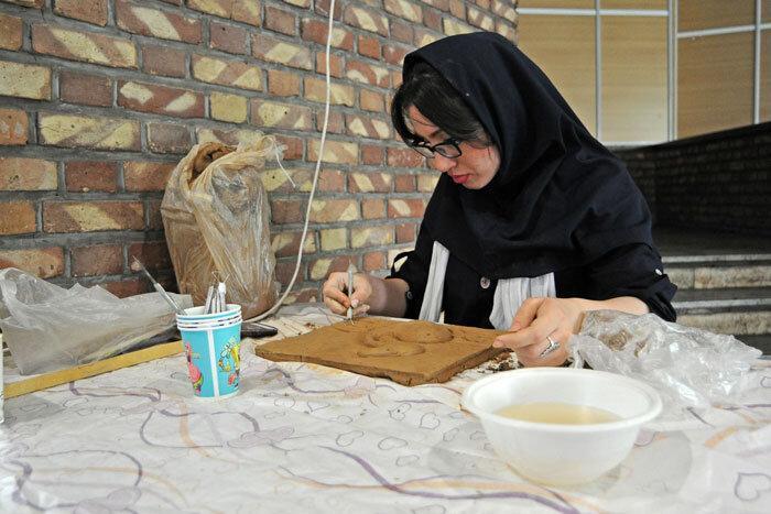 مسابقه هنرهای تجسمی در هفته کتاب و کتابخوانی