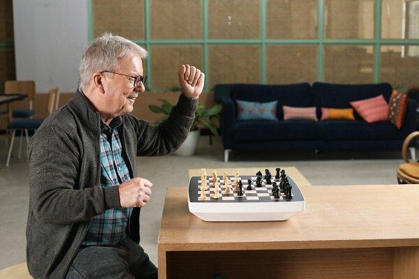 فراوری صفحه شطرنج رباتیک با هوش مصنوعی