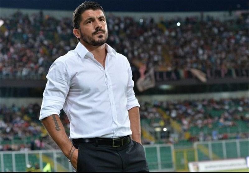 گتوزو: از سلطه یوونتوس بر فوتبال ایتالیا خسته شده ام