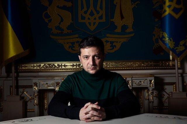 رئیس جمهوری اوکراین: در کل به کسی اعتماد ندارم، بده بستانی با ترامپ نداشتیم