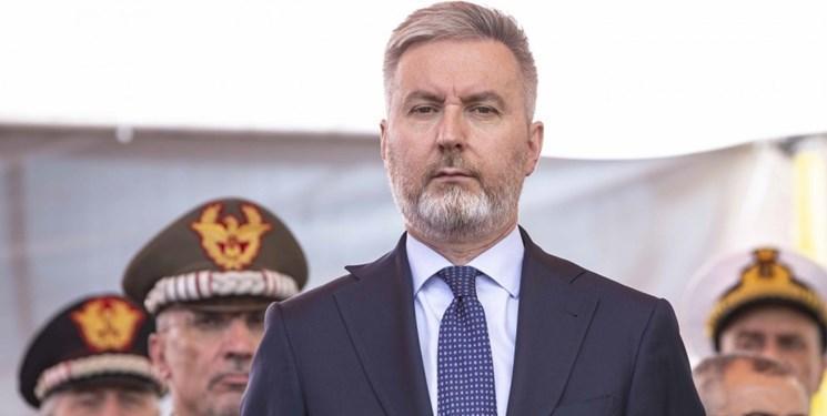 سفر وزیر دفاع ایتالیا به کردستان عراق
