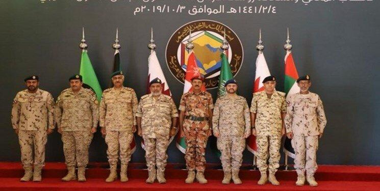 ایجاد مرکز فرماندهی مشترک شورای همکاری خلیج فارس در ریاض