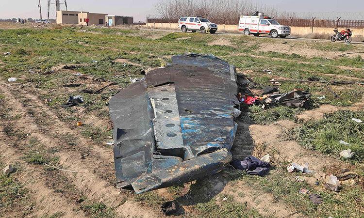 واکنش سازمان قضایی نیروهای مسلح به سقوط بویینگ اوکراینی