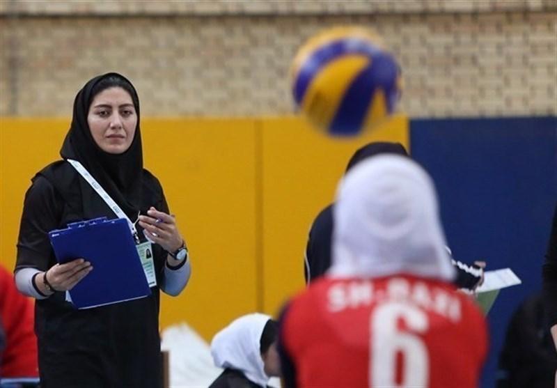 موافقت با حضور تیم والیبال بانوان سایپا در جام باشگاه های آسیا، هاشمی: منتظر زمان و مکان برگزاری مسابقات هستیم