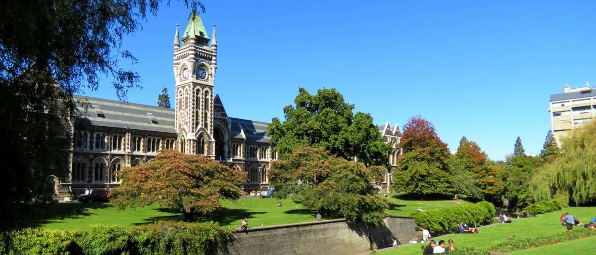 برترین دانشگاه های نیوزیلند با پذیرش بین المللی دانشجو