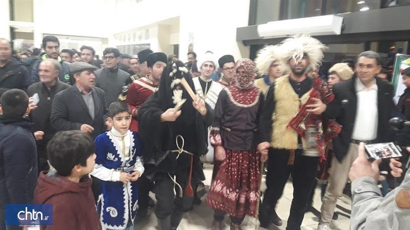 برگزاری مراسم سنتی کوسه گلین در ماکو