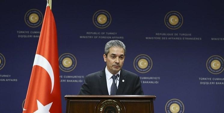 ترکیه باز هم رفتار یونان را به رفتار نازی ها تشبیه کرد