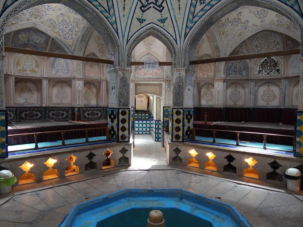 مجموعه تاریخی حمام سلطان امیر احمد
