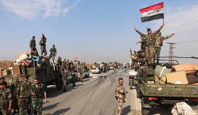 تداوم پیشروی ارتش سوریه در جنوب ادلب با آزادسازی دو شهرک