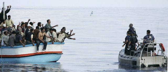 ترکیه، آلمان، فرانسه و انگلیس درباره بحران مهاجرتی مصاحبه می نمایند