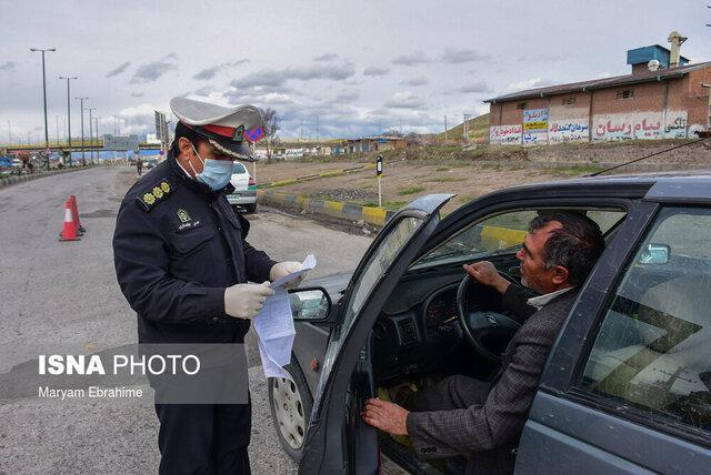 محدودیت ورود به شهرهای آذربایجان شرقی همزمان با روز طبیعت